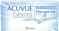 Johnson & Johnson Acuvue Oasys Astigmatism - 6 Buc - Lunar