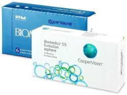 CooperVision Biomedics 55 Evolution - 6 Buc - Lunar