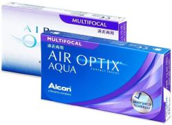 Alcon Air Optix Aqua Multifocal - 6 Buc - Lunar