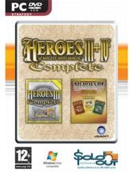 Ubisoft Heroes of Might and Magic Complete III + IV (PC)