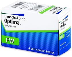 Bausch & Lomb Optima FW - 4 Buc - Anual