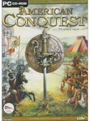 CDV American Conquest Three Centuries of War (PC)
