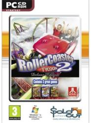 Atari RollerCoaster Tycoon 2 [Deluxe Edition-Cool Games Premiere] (PC)