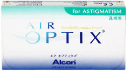 Alcon Air Optix Toric Astigmatism - 3 Buc - Lunar