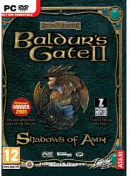 Interplay Baldur's Gate II Shadows of Amn (PC)