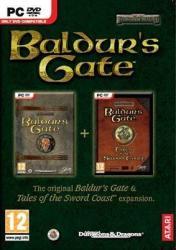 Atari Baldur's Gate + Baldur's Gate Tales of the Sword Coast (PC)