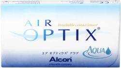 Alcon Air Optix Aqua - 6 Buc - Lunar