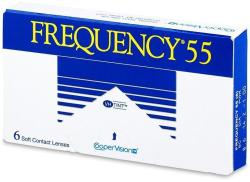 CooperVision Frequency 55 - 6 Buc - Lunar