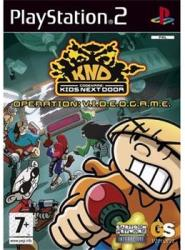 Global Star Software Codename Kids Next Door Operation V.I.D.E.O.G.A.M.E. (PS2)