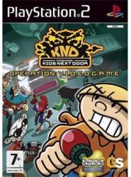Global Star Software Codename Kids Next Door Operation V.I.D.E.O.G.A.M.E. (PS2)