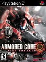 Agetec Armored Core: Nine Breaker (PS2)