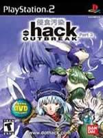 Namco Bandai .hack//Outbreak Part 3 (PS2)