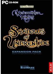 Atari Neverwinter Nights Shadows of Undertide (PC)