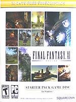 Square Enix Final Fantasy XI Online [2008 Edition] (PC)