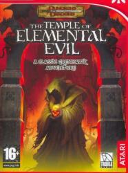 Atari The Temple of Elemental Evil (PC)
