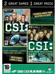 Ubisoft CSI: Crime Scene Investigation [Double Pack] (PC)