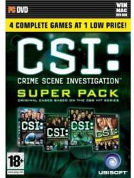 Ubisoft CSI: Crime Scene Investigation [Super Pack] (PC)