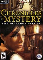 City Interactive Chronicles of Mystery The Scorpio Ritual (PC)