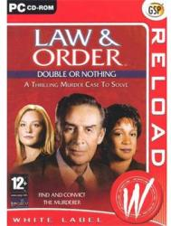 Legacy Interactive Law & Order Double or Nothing (PC)