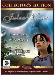 The Adventure Company Jules Verne Journey to the Moon & Return to Mysterious Island [Collector's Edition] (PC)