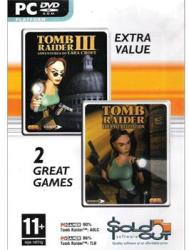 Eidos Tomb Raider III-IV Double Pack (PC)