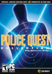 Sierra Police Quest Collection (PC)