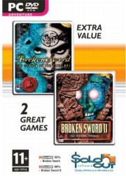 Ubisoft Broken Sword Double Pack (1&2) (PC)