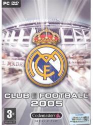 Codemasters Club Football 2005: Real Madrid (PC)
