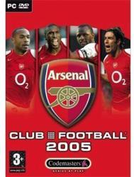 Codemasters Club Football 2005 Arsenal (PC)