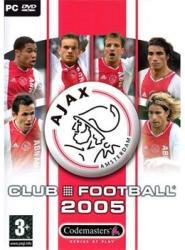 Codemasters Club Football 2005 Ajax (PC)