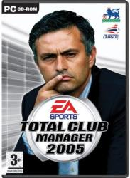 Electronic Arts Total Club Manager 2005 (PC)