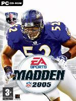 Electronic Arts Madden NFL 05 (PC)