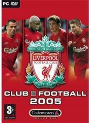 Codemasters Club Football 2005 Liverpool FC (PC)