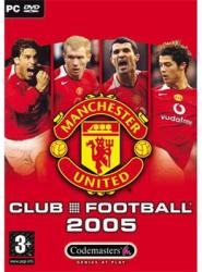 Codemasters Club Football 2005 Manchester United FC (PC)