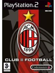 Codemasters Club Football: AC Milan (PS2)