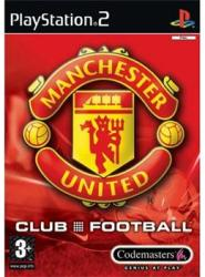 Codemasters Club Football Manchester United FC (PS2)