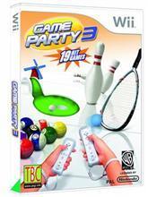 Warner Bros. Interactive Game Party 3 (Wii)