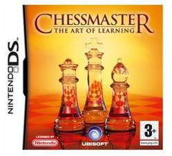 Ubisoft Chessmaster The Art of Learning (Nintendo DS)