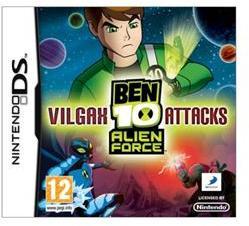 D3 Publisher Ben 10 Alien Force Vilgax Attacks (Nintendo DS)
