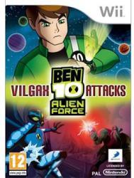 D3 Publisher Ben 10 Alien Force Vilgax Attacks (Wii)