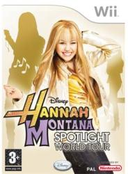 Disney Hannah Montana Spotlight World Tour (Wii)