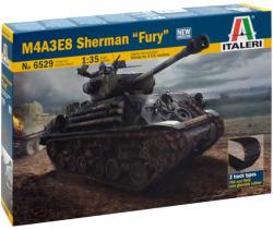 Italeri M4A3E8 Sherman Fury 6529