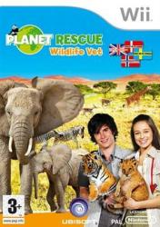 Ubisoft Planet Rescue Wildlife Vet (Wii)