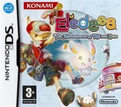 Konami Eledees The Adventures of Kai & Zero (Nintendo DS)