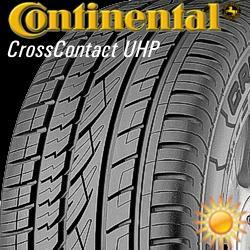 Continental ContiCrossContact UHP 255/60 R18 112V