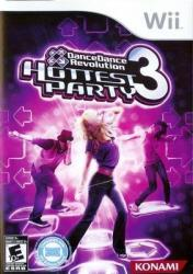 Konami Dance Dance Revolution Hottest Party 3 (Wii)
