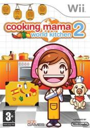 Majesco Cooking Mama 2 World Kitchen (Wii)