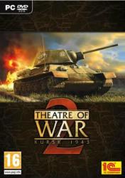 1C Company Theatre of War 2 Kursk 1943 (PC)