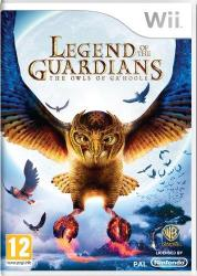 Warner Bros. Interactive Legend of the Guardians The Owls of Ga'hoole (Wii)