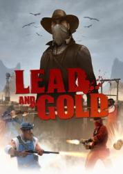Paradox Interactive Lead and Gold Gangs of the Wild West (PC)